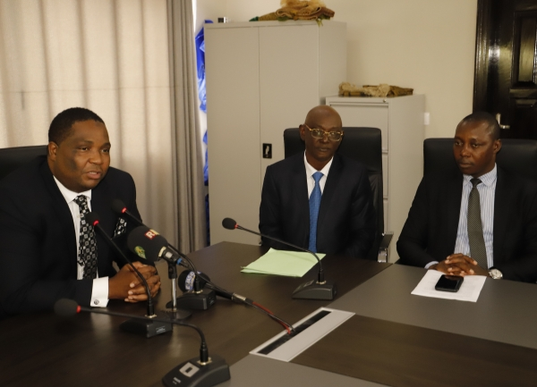 PARTICIPATION DE LA GUINEE A LA CAN 2019 : POINT SUR LE RAPPORT D'ETAPE DE L'AUDIT